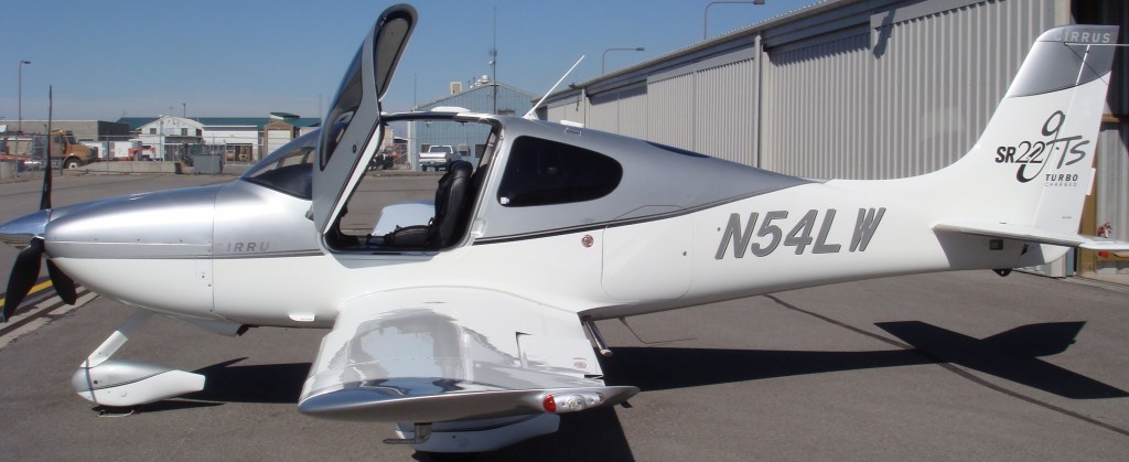 Cirrus Sr 22 Gts Turbo N54lw 187 Exterior Pictures