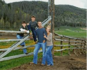 Colorado Dude Ranch - June, 2006